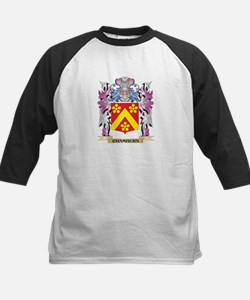 Chambers Coat of Arms (Family Cres Baseball Jersey