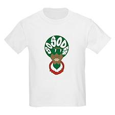 sosodef afro green2 T-Shirt