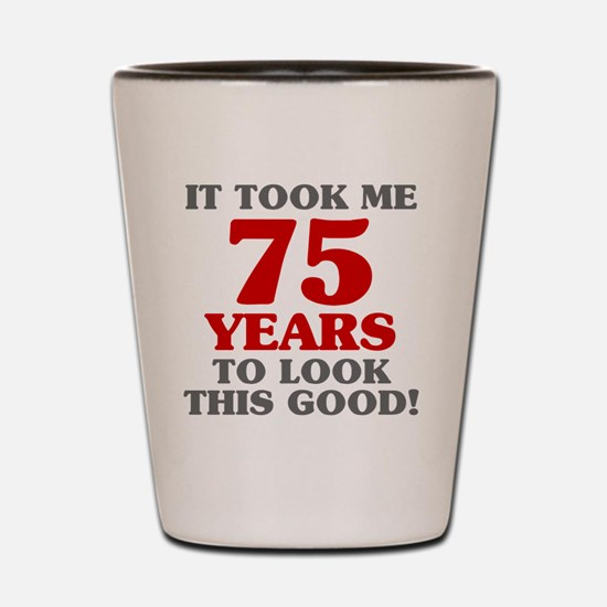 Legendary Shot Glass