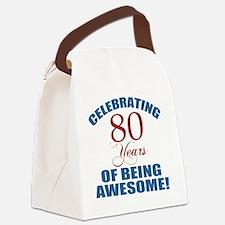 Unique Old age Canvas Lunch Bag