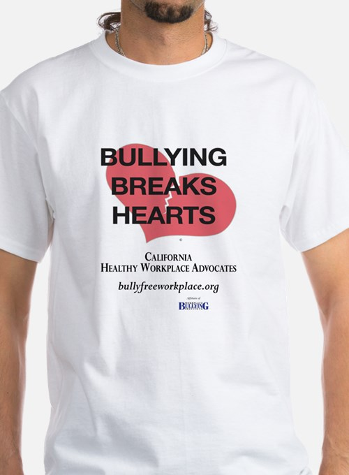 Bullying Breaks Hearts T-Shirt