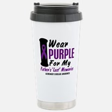 Cute November is alzheimer%27s disease awareness month Travel Mug