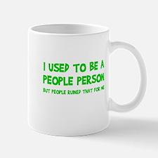 People Person Humor Mugs