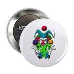 Evil Juggling Jester Clown 2.25