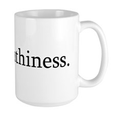 Vote truthiness. Mug