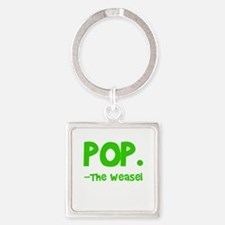 Pop Goes The Weasel Keychains
