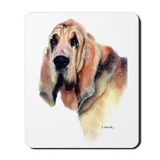 Bloodhound Gifts Mousepad