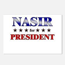 Cute Nasir Postcards (Package of 8)