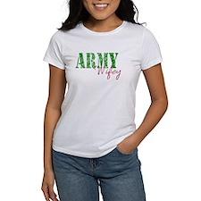 Army Wifey Tee