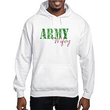Army Wifey Jumper Hoody