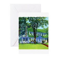 DUTCH COLONIAL Greeting Cards (Pk of 10)
