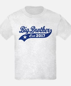 Big Brother Est. 2017 T-Shirt