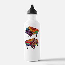 Unique Utah utes Water Bottle