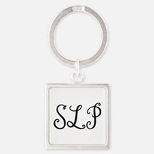 Slp Rectangle Keychain Keychains