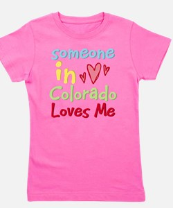 Cool Someone in georgia loves me Girl's Tee