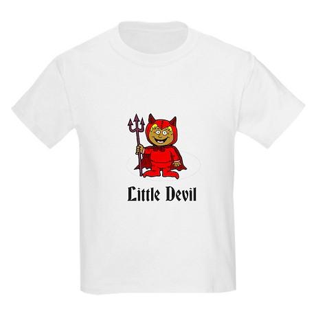 Little Devil Kids Light T-Shirt