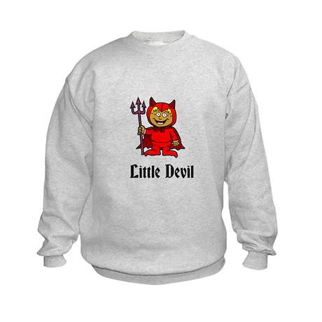 Little Devil Kids Sweatshirt