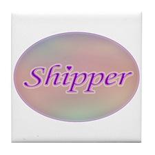 Shipper Tile Coaster