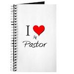 I Love My Pastor Journal