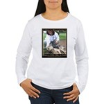 Save a Life = Go to Jail Women's Long Sleeve T-Shi