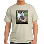 Save a Life = Go to Jail Light T-Shirt