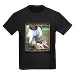 Save a Life = Go to Jail Kids Dark T-Shirt