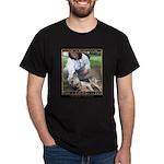 Save a Life = Go to Jail Dark T-Shirt