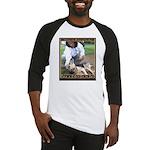 Save a Life = Go to Jail Baseball Jersey