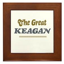 Keagan Framed Tile