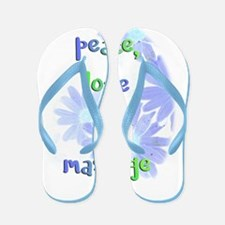 Massage Therapist Flip Flops