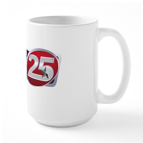 Big NC25 Logo Mugs