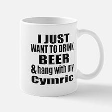 Hang With My Cymric Mug