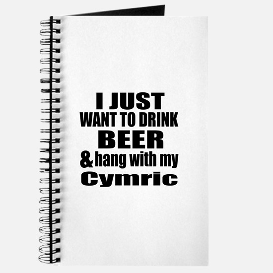 Hang With My Cymric Journal