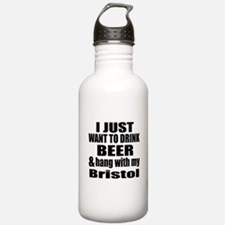 Hang With My Bristol Water Bottle
