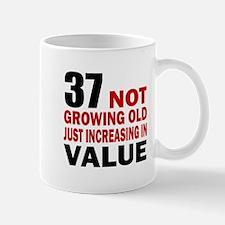 37 Not Growing Old Mug