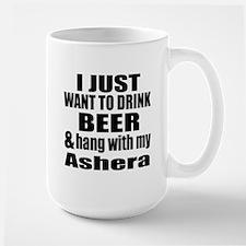 Hang With My Ashera Large Mug