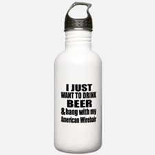 Hang With My American Water Bottle
