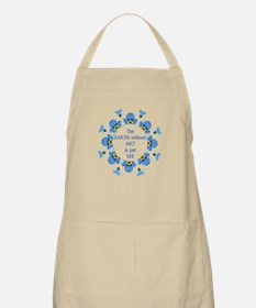 The Earth without Art is just EH Quote Apron
