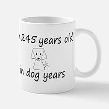 35 Dog Years 6-3 Mugs