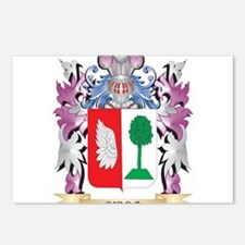 Cisco Coat of Arms (Famil Postcards (Package of 8)