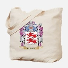 Clancy Coat of Arms (Family Crest) Tote Bag