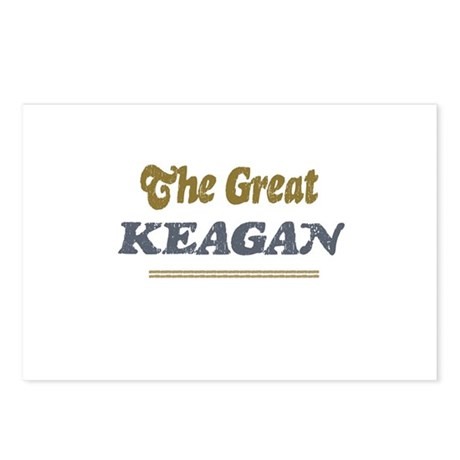 Keagan Postcards (Package of 8)