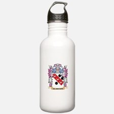 Clarkson Coat of Arms Water Bottle