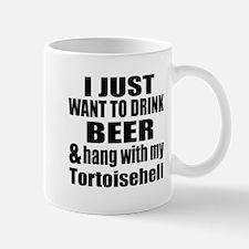 Hang With My Tortoisehell Mug