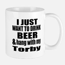 Hang With My Torby Mug
