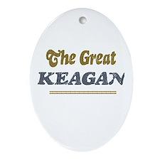 Keagan Oval Ornament