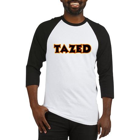 Don't Tase Me Bro T-shirts Baseball Jersey