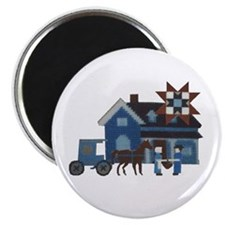 Amish People Magnet