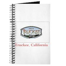 Truckee CA Flag Journal