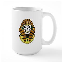 Egyptian King Skull Mug